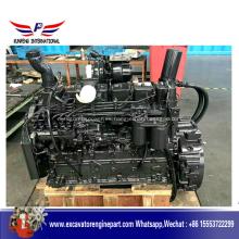 Motores diésel Rebuid CUMMINS 6BTA5.9 para excavadora