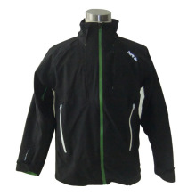 Waterproof Breathable Mens Winter Softshell Jacket