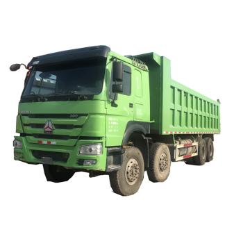 Used Sinotruck HOWO 380HP Truck