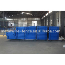 PVC Coated Crowd Control Barrier