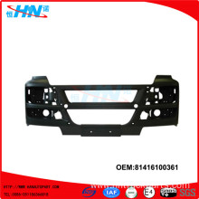 Truck Front Bumper 81416100361 Man Truck Spare Parts