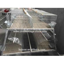 Cages industrielles en acier de lapin