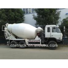 Precio bajo 8-10M3 Dongfeng camión mezclador de hormigón