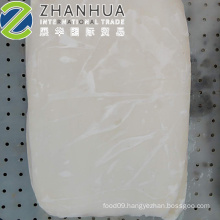 Hot Sale Frozen Skinless Giant Squid Fillet 2-4kg No Chemical Treatment