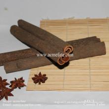 Especias canela china Cassia Tube