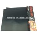 Tapis de banquette en fibre de verre en téflon en bbq