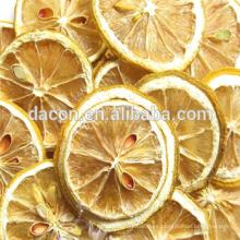 rodaja de limón seco