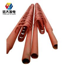 Cabezal de vapor de piezas de presión de caldera de planta eléctrica