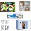 Kommerzielle Minus-Temperatur-Kühlraum-Lagerung von Upvc-Profilen