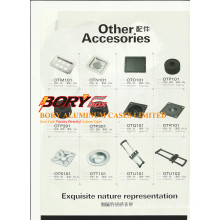 Solid Steel Facotry Offer High Quality Flightcase Hardware