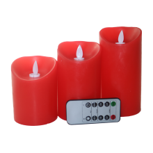 Mesin Membuat lilin wangi putih Flameless