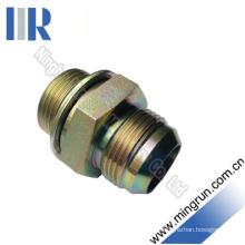 Jic Male / Bsp Male O-Ring Hydraulic Tube Fitting (1JG)