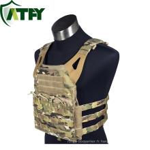 Armure de corps de gilet pare-balles à la mode en gros gilet balistique niveau 4 pour l'armée et l'armée