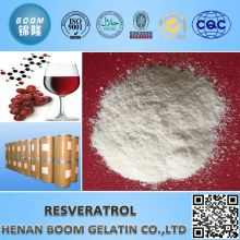 Pure Natural Resveratrol Powder 20% ~ 99%