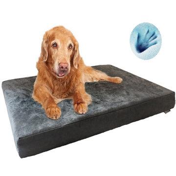Housse lavable amovible Lit imperméable pour chien