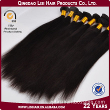 Virgin Unprocessed Natural Color Hot Selling Brazilian Hair