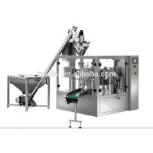 Rotationstyp Premade Beutelverpackungsmaschine für Trockenfrüchte