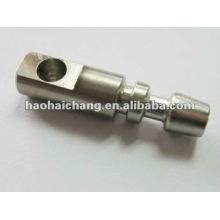 Prendedor de aço inoxidável de torno automático