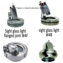 Iluminadores para a luz de vidro Glight-Sight