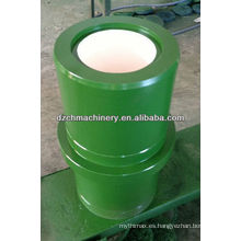 Revestimientos de cerámica API-7K para una bomba de lodo 12p160