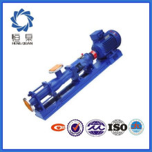 G type single-screw irrigation pump