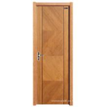 Puerta interior de madera (HDC-007)