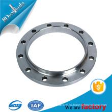 Brida de tubo de placa de acero fundido para la industria de gas de petróleo de agua en BD VALVULA