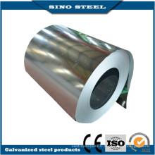 Bobine en acier galvanisée plongée chaude de Dx51d + 40G / M2