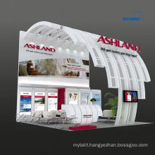 backdrop stand photo exhibition stands display pop up cardboard display stand