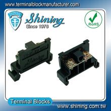 TR-20 Conector de terminal de 20 amperes de montagem rápida montado em trilho de 35 mm