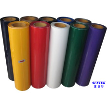 Multi Color Normal PU Vinyl Film