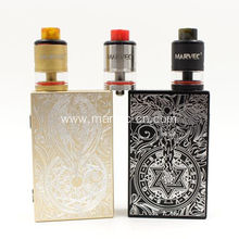 Marvec Guardian angel mechanical box mod vape kit