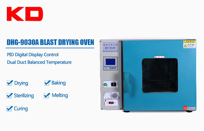 Micro-Computer Control Hot Air Blast Drying Oven