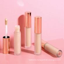 Long Lasting Private Label WaterProof Liquid Foundation Spot Removing Vegan Bright Makeup Concealer