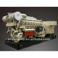 Générateur de gaz naturel 100KW / 125KVA avec moteur cummin avec ATS / AMF et support technique solide