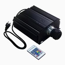 Iluminadores de fibra óptica para piscinas