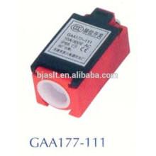 Interruptor de fim de curso / GAA177 série / elevador partes / escadas rolantes