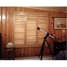 89mm Plantation Wooden Shutter (SGD-S-6445)