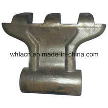 Piezas de maquinaria de fundición de acero inoxidable Sol de Silica (recambio)