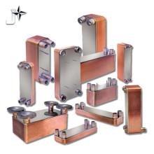 Intercambiador de calor de placas soldadas 304/316 para aire acondicionado