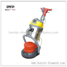 grinding and polishing machine with vacuum cleaner