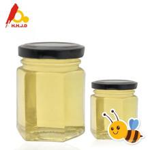 Nutrition riche et miel d'acacia cru