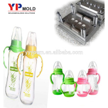 White portable plastic bottle baby pacifier bottle plastic mold