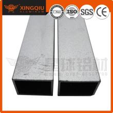 Perfil de aluminio industrial, montaje Extrusión de aluminio, disipador de calor Perfil de extrusión de aluminio para la industria