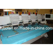 Flocking Embridery Machine 4 Heads High Precision High Speed Computer Operation Tufting for Export Price