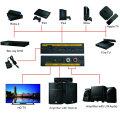 Convertidor HDMI a HDMI + Audio Extractor