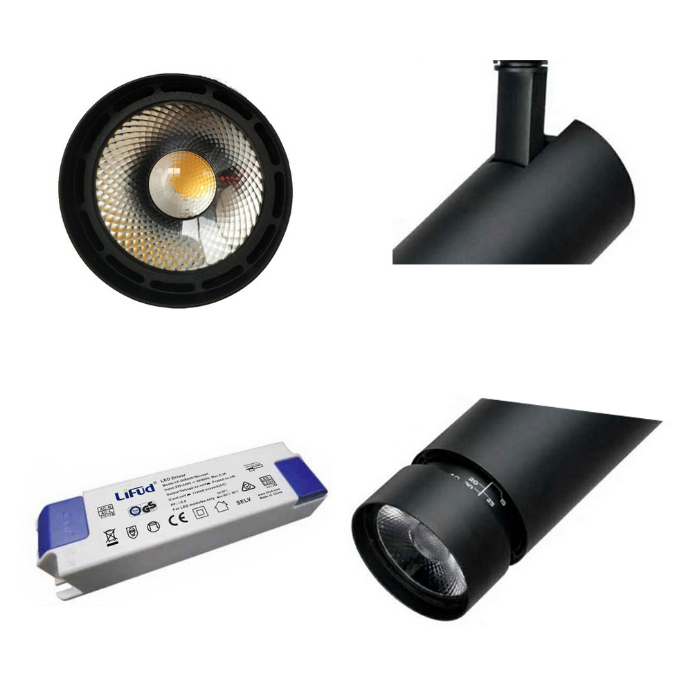 35W Led track light