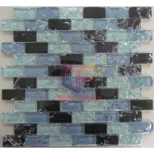 Strip Crystal Ice-Cracked Mosaic (CC191)