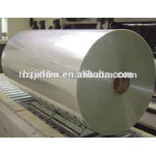 Double side heat sealable bopp film