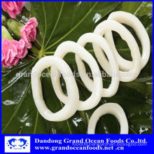 Frozen squid ring